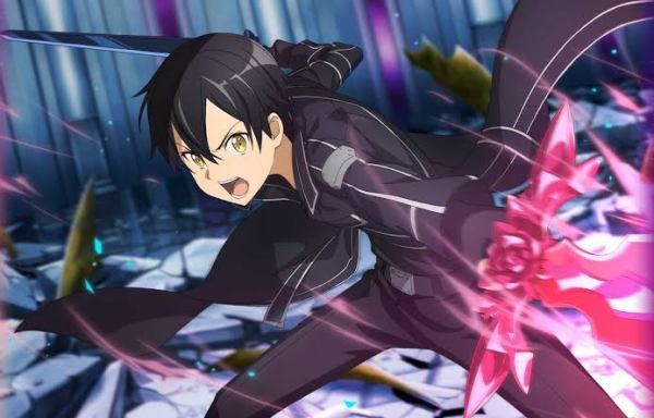 Anime Where MC He is Underestimated but Powerful Kirigaya Kazuto