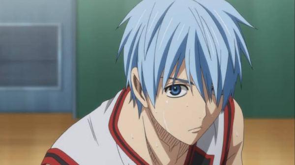 Anime Where MC He is Underestimated but Powerful Kuroko Tetsuya